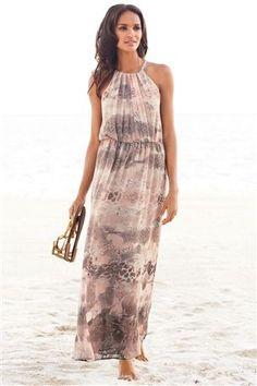 de Bijenkorf - ted baker maxi dress | Spring/Summer wardrobe ...