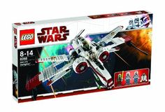 Lego Star Wars 8088 Arc170 Starfighter -- Read more reviews of the product by visiting the link on the image.