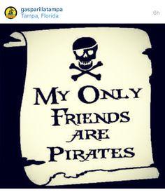 The Pirates are coming.... Gasparilla