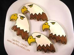 images of eagle cookies | Cristin's Cookies: Boy Scout Cookies and A LINK-UP Party to Share YOUR ...