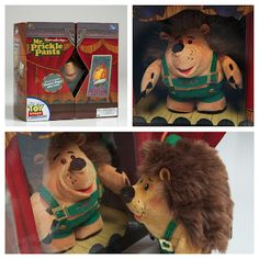 Toy Story Collection - Mr. Pricklepants.