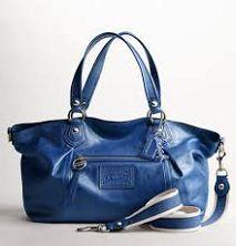 Nwt Coach Khaki Pink Signature Poppy Style Large Handbag Tote Shoulder Bag Purse #Coach #TotesShoppers