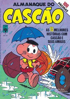 Almanaque do Cascão n° 5/Abril | Guia dos Quadrinhos