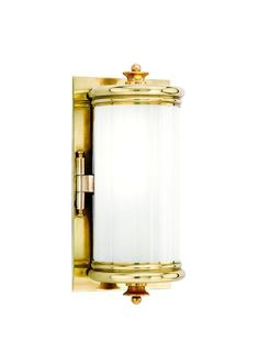 View the Hudson Valley Lighting 951 One Light Wall Sconce from the Bristol Collection at LightingDirect.com.