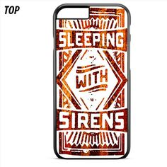 Sleeping With Sirens For Iphone 6 | 6S Case