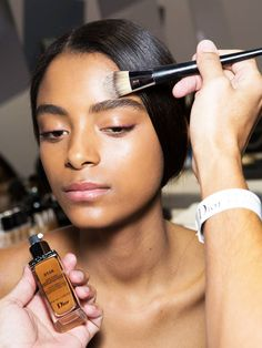 How to Make Your Foundation Look Like It Was Done By a Makeup Artist via @ByrdieBeauty