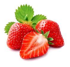 Sweet Strawberry On White Background Stock Photo (Edit Now) 644557978 Fruits Photos, Fruits Images, Fruit Nail Art, Fruit Art, Fruit And Veg, Fruits And Vegetables, Fruit Basket Manga, Veggie Images, 30 Day Art Challenge