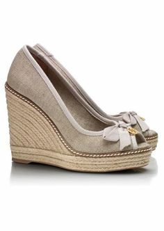 28972875def34c A new pair of espridils says summer to me. tory burch Wedge Shoes