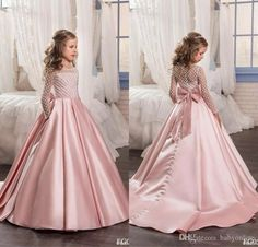 I found some amazing stuff, open it to learn more! Don't wait:https://m.dhgate.com/product/princess-wedding-toddler-fuschia-2015-pageant/255568099.html