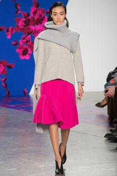 Thakoon   Fall 2014 Ready-to-Wear Collection