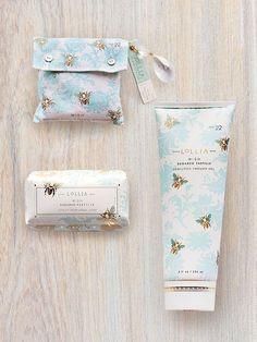 Wish Bar Soap, Bath Salt & Shower Gel