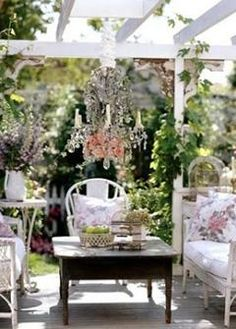 Picture-Perfect Patios - Ideas That Spark