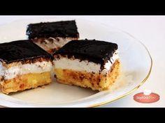 Kekszes édesség, sütés nélkül - YouTube