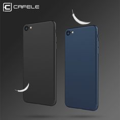 Cafele Ultra-thin Cover Case for iPhone 7 Cases Simple Series Back Cover Case for iPhone 7 Plus Frosted Hard Phone Accessories