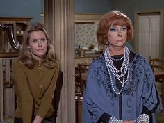 Bewitched: Season 7, Episode 27 Laugh, Clown, Laugh (15 Apr. 1971)  Agnes Moorehead
