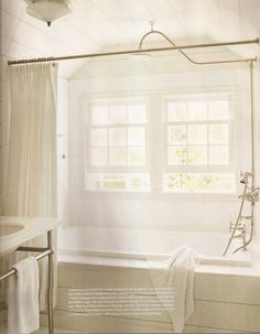 "High gloss white 8"" shiplap; Adam Leskinen"