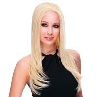 Sepia Synthetic Lace Front Wig Dahlia Color 4/27/30