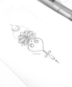Résultats de recherche d'images pour « lotus unalome »