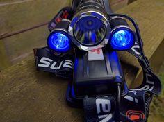 Amazon.co.uk: flynn greenberg's review of Suaoki Headlamp Flashlight Super Bright Li...