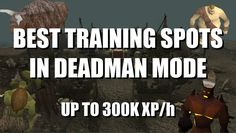 New post (Deadman Mode  Best Training Spots [Fastest xp 300k xp/h] SAFE  Runescape 2007) has been published on  http://fishermanshangout.com/deadman-mode-best-training-spots-fastest-xp-300k-xph-safe-runescape-2007/pic.twitter.com/Rw6XYA8HQr