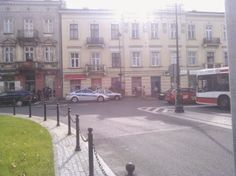 FOCH: Wypadek  drogowy  w   Piotrkowie  Trybunalskim