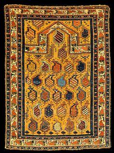 Asia - Azerbaijan/Shirvan, 19th century