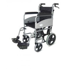 Z-Tec Economy Folding Transit Wheelchair, Attendant Handbrakes.For safety and reliability when you're out and about, the wheelchair is fitted with puncture proof solid tyres and also includes attendant running hand brakes for greater control. Pay: £120.00 (Ex.Vat) £144.00.order online or call us at 0800 978 8907.