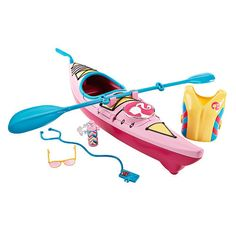 "Barbie Let's Go Kayak! Accessory Pack - Mattel - Toys ""R"" Us, 7.99"