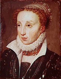 Claude of France (1547–1575) Daughter of Henry II of France and Catherine de Medici. Wife of Charles II Duke of Lorraine