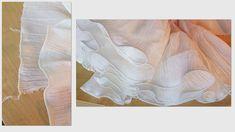 Подгибочный шов на оверлоке, ролевый или опиковка