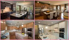 In honor of National Fried Chicken Day we're posting some of our favorite kitchens! #ilovefriedchicken #kissthecook