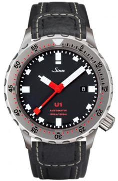 Sinn Watch U1 Leather