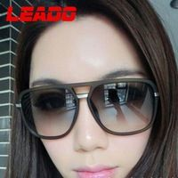 Leado! 2014 summer new luxury fashion sunglasses women men retro / UV protection accessories wholesale eyeglasses LG008