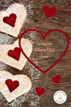Spread the Gluten free LOVE! Head over to our Bakin' Bits Blog to find out ways to make your allergen free Valentine that Valentine's Day can be awesome! Peartree Bakery, Thunder Bay, Ontario // Food Blog Free Wedding, Thunder, Ontario, How To Find Out, Valentines Day, Bakery, Gluten Free, Canada, Make It Yourself