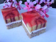 Luxusné rezy (fotorecept) - Recept Waffles, Breakfast, Cake, Food, Anna, Basket, Breakfast Cafe, Pie Cake, Pie