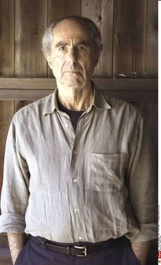 Philip Roth en 2005.