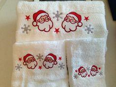 3 Piece bath towel set. Oversize bath towel, hand towel & washcloth