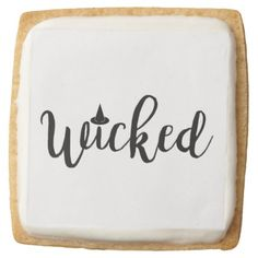 Wicked Witch Cookies - halloween decor diy cyo personalize unique party