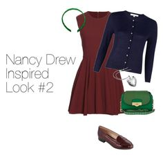 {old blog archive}: Style Inspiration from Nancy Drew