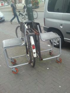 6. A bike for you and two of your sad friends