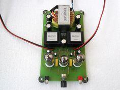 Beginners DIY Project Class A SE HiFi Stereo Tube Amp 6V6/6P1Pev/6CC42, PCB-Kit. | eBay