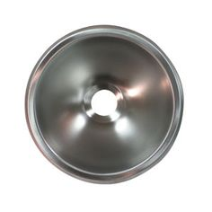 Stainless Steel Sink Will Not Stain, Chip Or Rust. 2 Drain Hole, 12 1/2  Cut Out. # 10 1353
