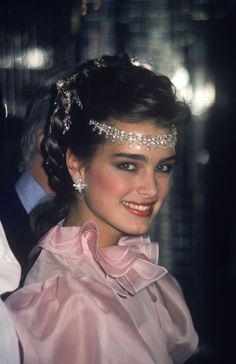 Brooke Shields, a legend for decades (here, in the 1970s). See 49 more vintage images of the timeless beauty.