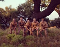 These dirty men need a shower. (And perhaps a volunteer cleaner.) | The Warwick Rowers Are Releasing Their New Calendar And It's Fire