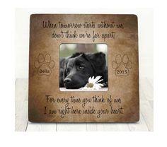 Pet Loss Memorial Sympathy Gift Dog Cat By Brandonscottad