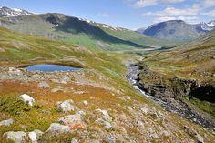 Sarek National Park Photo - Sarek National Park is suitable only for experienced hikers