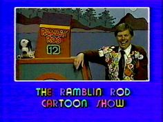 The Ramblin Rod show - oh how excited I was when I got to be on this, not once but twice!