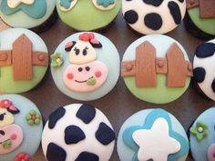Fun Farm Cupcakes