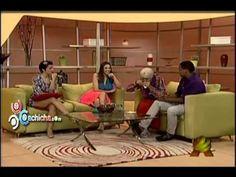 Doña Rosa en Ahora es con @NashlaBogaert y @HonyEstrella #Video - Cachicha.com