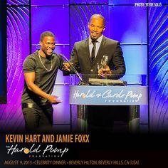 #KevinHart and #JamieFoxx